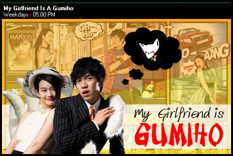 My girlfriend is a gumiho episode 13 part 3 eng sub - Ma