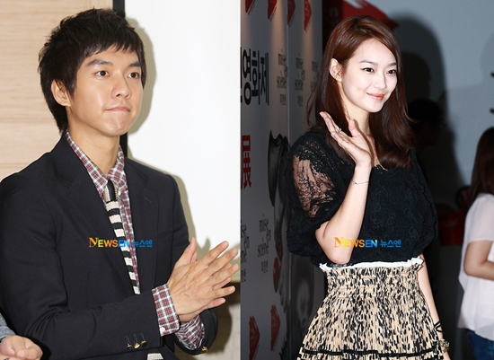 Lee seung gi admits secretly dating shin min ah