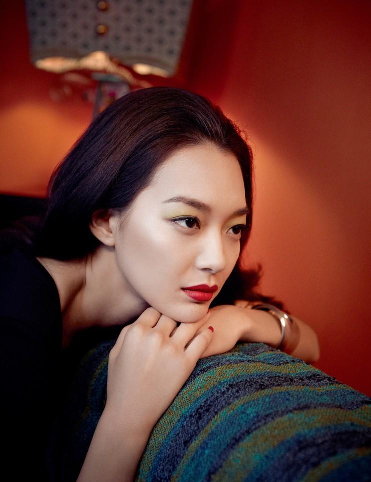 A Bittersweet Life Shin Min Ah Shin Min Ah for W Maga...