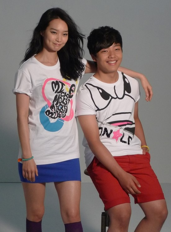 A Bittersweet Life Shin Min Ah Shin Min Ah and Yeo Ji...
