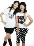 giordano disney Shin Min Ah_Kim Yoo Jung 2012 0